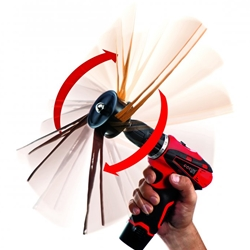 LoveBotz Auto Flogger Whip Attachment for Drills