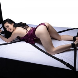 Master Series - Interlace Bed Restraint Set